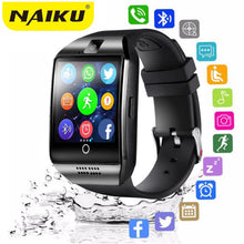 Bluetooth Smart Watch With Camera
