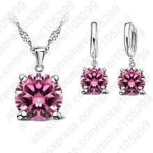 Beautiful 925 Sterling Silver Jewelry Set