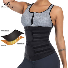 Slimming Waist Shaper Fitness Double Modeling Belt
