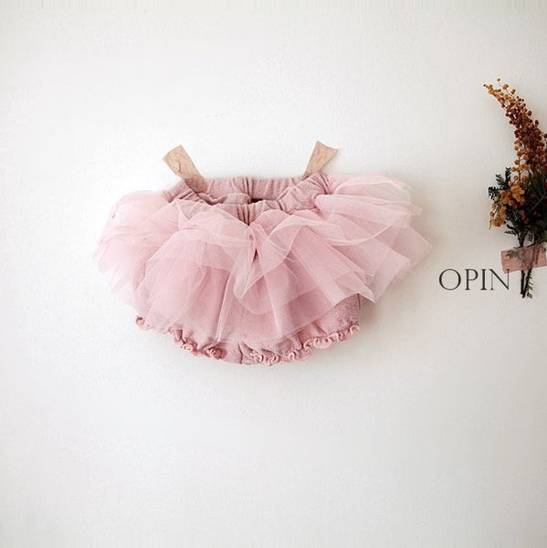 baby tutu bloomer with soft cotton