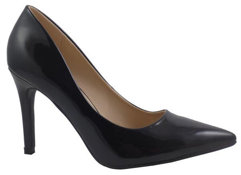 Matte - Patent Black Pump