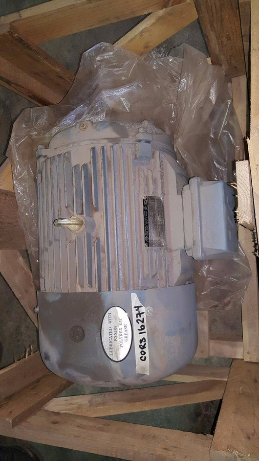 Brand New - 25 HP Worldwide Industrial Electric Motor (16274)