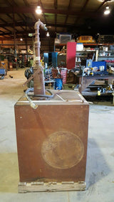 Bennett Pumps Corp - Antique 125 Gallon Tank & Pump (16287)