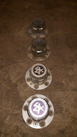 "1980's Chevy / GMC's 4x4 Hub Covers (6 x 5.5"" Bolt Pattern)"
