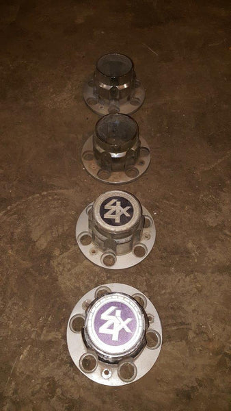 1980's Chevy / GMC's 4x4 Hub Covers (6 x 5.5