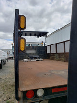 Traffic Control Truck Flatbed w/ Impact Attenuator and Arrow Board