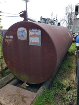 2,000 Gallon Fuel Tank