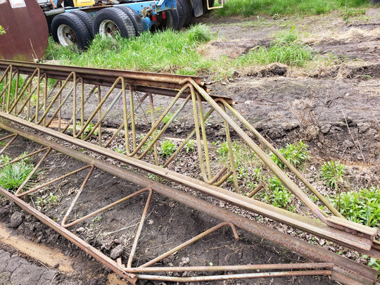 Bar Joints (Lot of 4) - 38' Long