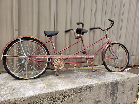 1970 Rollfast Tandem Bicycle