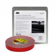 3M Automotive Attachment Tape 7/8 inch X 20 yards 30 mil - 06378 -