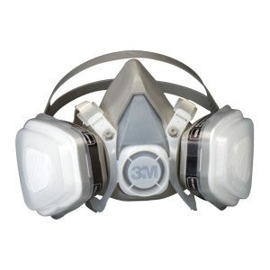 3M 07192 Dual Cartridge Respirator Medium- Organic Vapor/P95 -