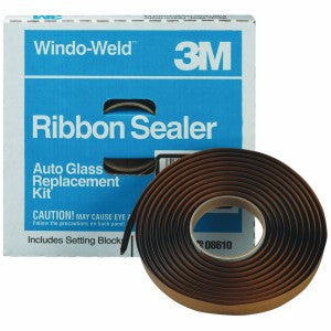 3M™ Windo-Weld™ Round Ribbon Sealer, 1/4 inch - 08610 -