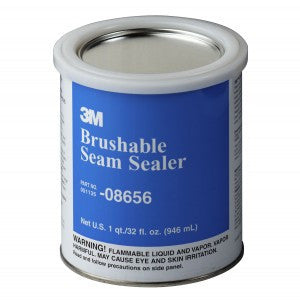 3M 08656 Brushable Seam Sealer - 30.4 oz - Jerzyautopaint.com