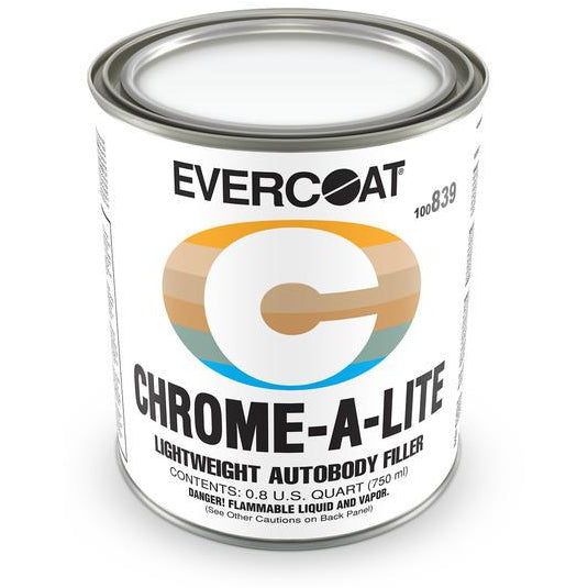 Evercoat Chrome-A-Lite Body Filler - Jerzyautopaint.com