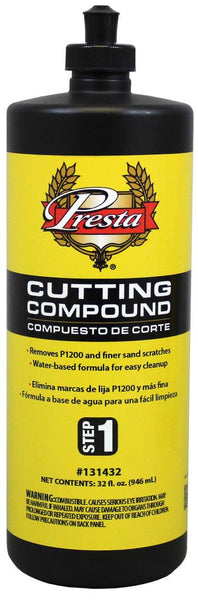 Presta Cutting Compound Qt 131432 -