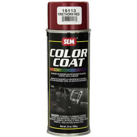 SEM-15113 F/RED COLOR COAT - Jerzyautopaint.com