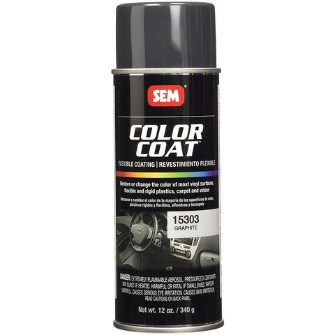 SEM-15303 GRAPHITE COLOR COAT - Jerzyautopaint.com