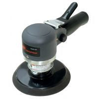 "INGERSOLL RAND Dual-Action Quiet Air Sander, 6"" (150mm) w/ Vinyl Pad -"