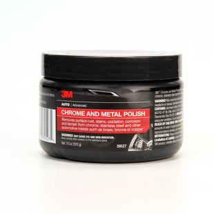 3M™ Chrome and Metal Polish 39527 - 10 OZ - Jerzyautopaint.com