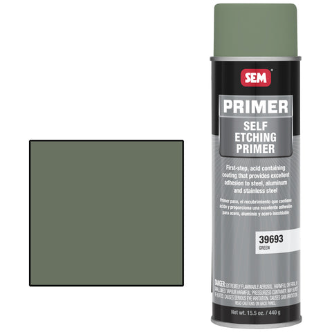 SEM-39693 SELF ETCHING PRIMER GREEN -