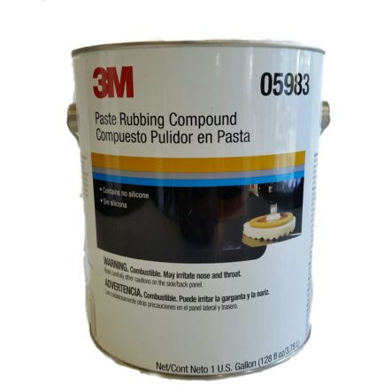 3M 05983 Perfect-It II Rubbing Compound - G - Jerzyautopaint.com