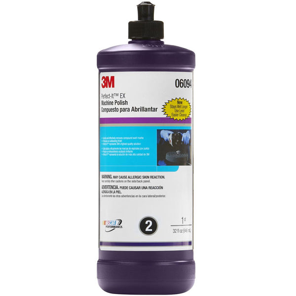 3M 06094 Perfect-It™ Machine Polish, 1QT -