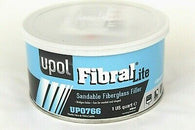 U-POL Fibral Sandable FIBERGLASS Repair Paste, UP0766 -