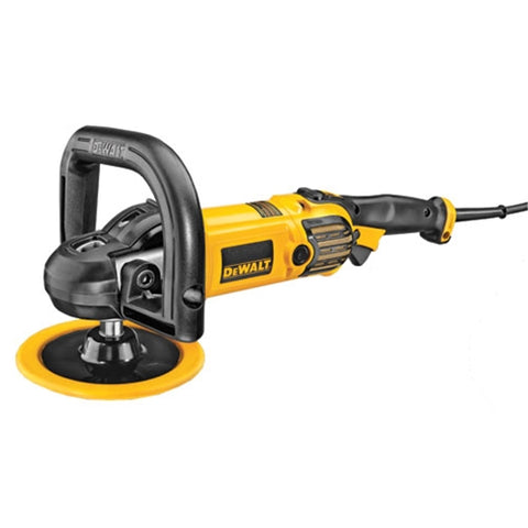 "7""/9"" DeWalt Variable Speed Polisher with Soft Start DWP-849X -"