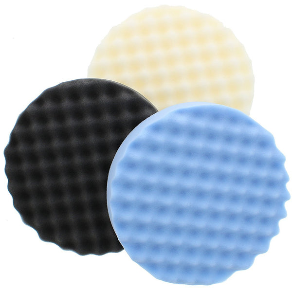 3M Perfect it Foam Buffing Compounding Pads 5723 5725 5751 - Jerzyautopaint.com