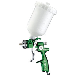 Astro HVLP 103 Gravity Feed Spray Gun - 1.3mm Nozzle with Plastic Cup -