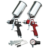 ATD 6904 6 Pc. HVLP Spray Gun Set - Jerzyautopaint.com