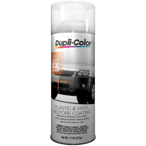 Dupli-Color PRC100 Plastic and Vinyl Restore - 11.25 fl. oz. -