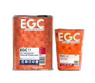 EGC 11 European Clear Coat 2K Urethane 1 Gallon/1 Quart Activator by UPOL -