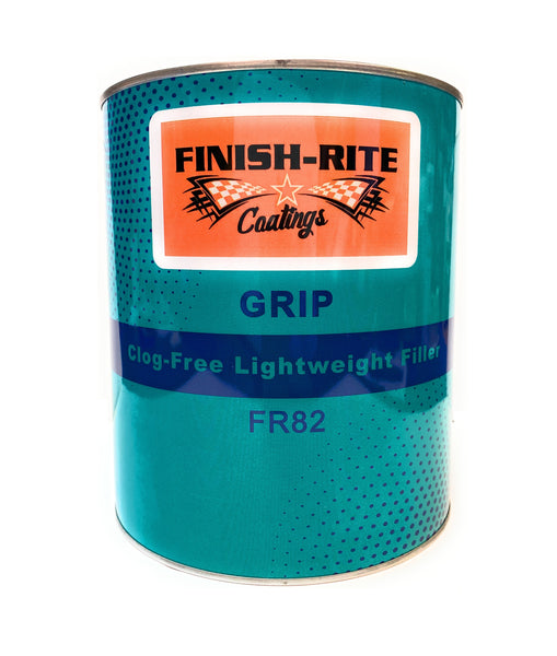 Finish-Rite FR82 GRIP Lightweight Body Filler 3 Liter w/cream hardener -