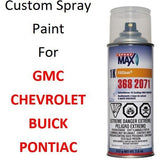 Custom Automotive Touch Up Spray Paint For CHEVY/GMC/ Cars -