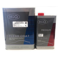 HiQ Magic Clear, High Performance Urethane Clear Coat w/ Medium Hardener 4:1 -