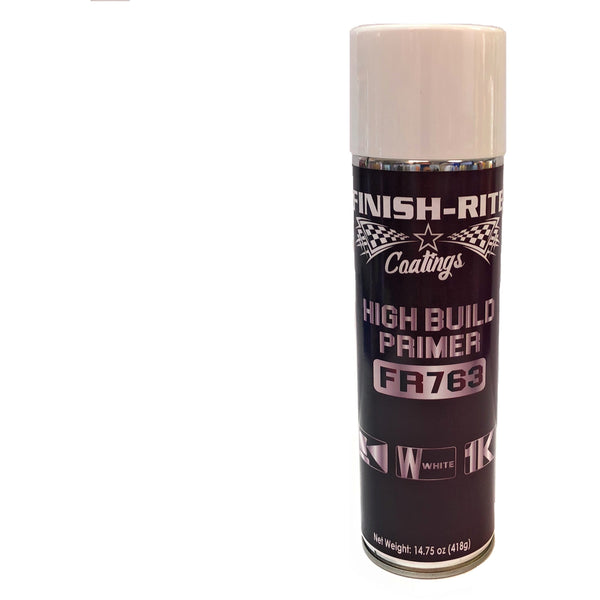 Finish-Rite High Build White Primer 15oz Aerosol Can -