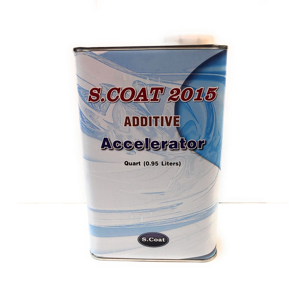 SCOAT PAINT ACCELERATOR QT -