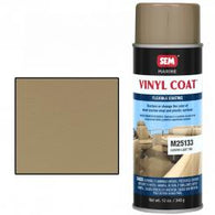 SEM-M25133 VINYL COAT™ CARVER LIGHT TAN -