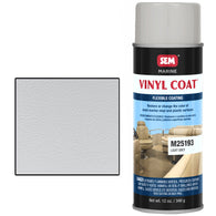 SEM-M25193  VINYL COAT LIGHT GRAY -