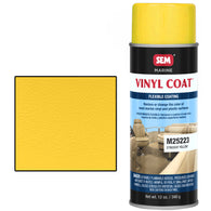 SEM-M25223 VINYL COAT™ STING GRAY YELLOW -