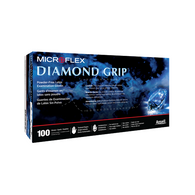 Micro Flex Diamond Grip Gloves -  MF-300 -