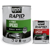 U-POL 6303 / 6301 Rapid System Primer Unique New Rapid Cure Technology With Hardener -