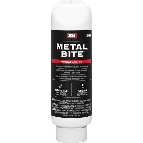 SEM-39592 METAL BITE Finishing Glaze -
