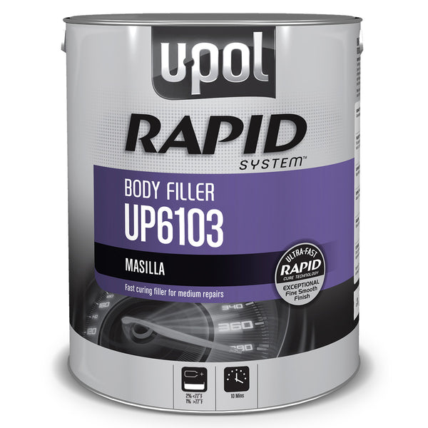 UPOL Rapid Body Filler - GALLON 6103 -