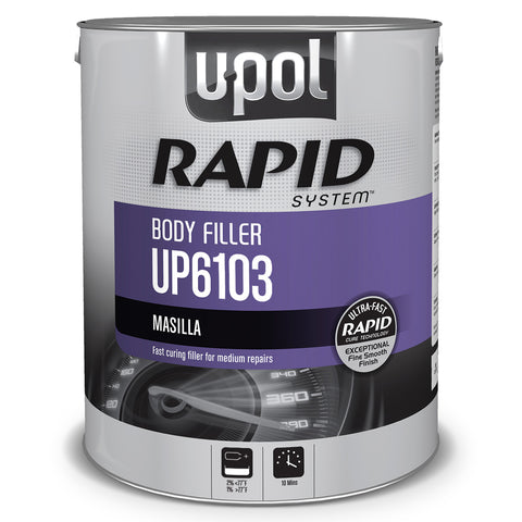 UPOL Rapid Body Filler - GALLON 6103 - Jerzyautopaint.com