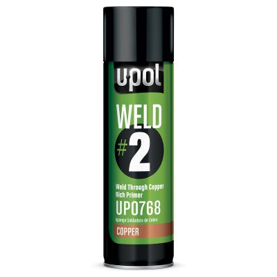 UPOL Weld Through Primer Aerosol - COPPER 768 -