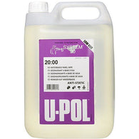 UPOL 2002 Water Based Degreaser Anti-static Panel Wipe, 5 Liter -