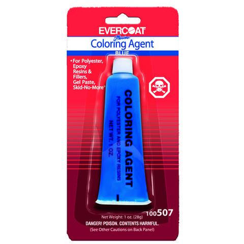 Evercoat 100507 Blue Coloring Agent 1 Oz Tube -