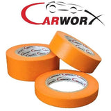 "Carworx 900 Waterproof Orange Masking Tape 3/4"" -"